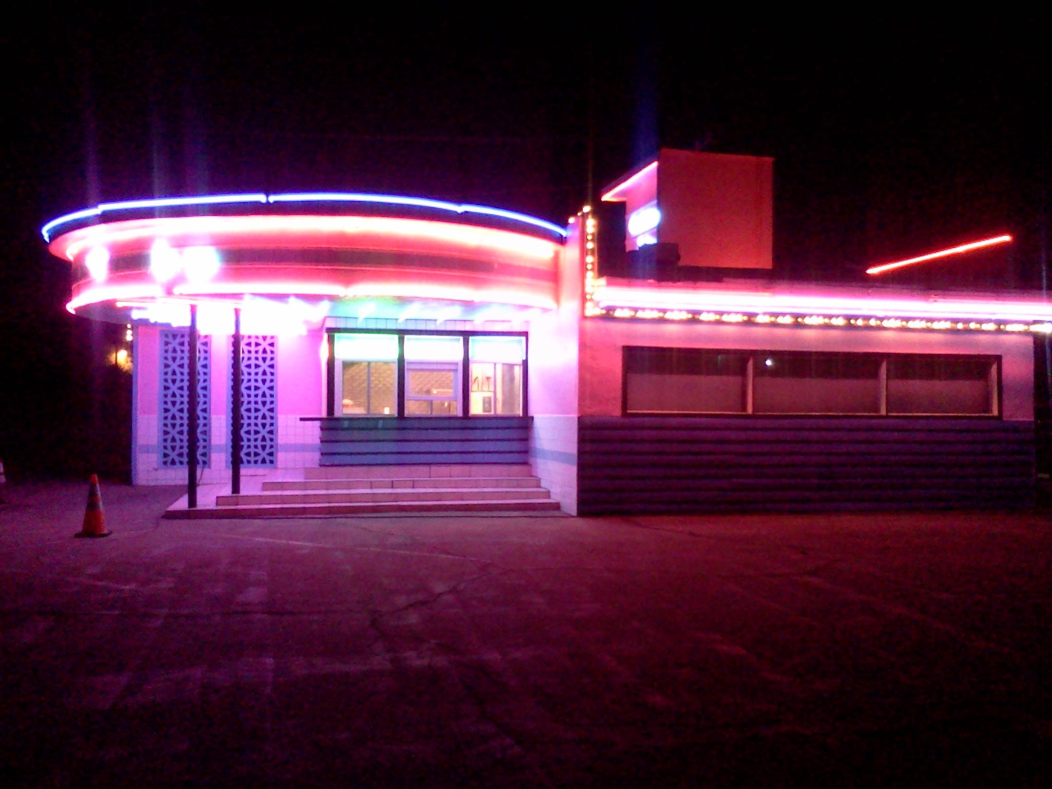 The Pink Cadillac Cafe Menu
