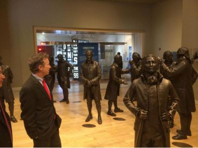 screenshot rand paul constitution center